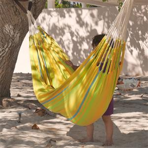 Iguana Lemon Single Hammock