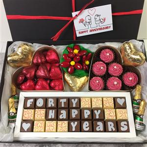 40th Anniversary Chocolates