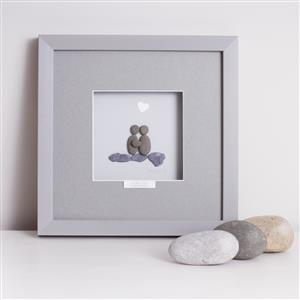 Pebble Picture The Two Of Us | Gifts Ideas | MyGiftGenie