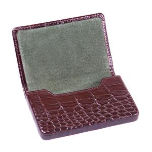 Leather Business Card Holder | Gift Ideas | MyGiftGenie