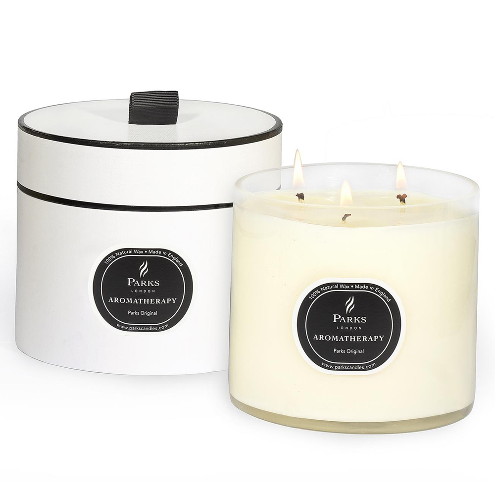 Three Wick Aromatherapy Candle