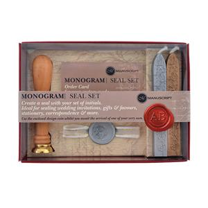 Monogram Seal Set