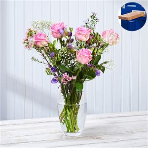 Delight Letterbox Bouquet | Flowers | MyGiftGenie