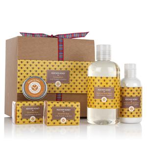 The Heather Honey Pamper Gift for her
