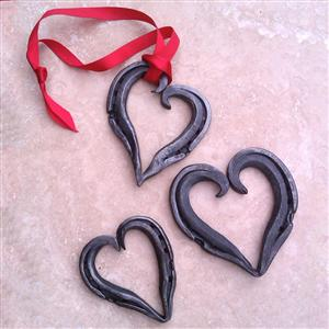 Iron Heart Horseshoe
