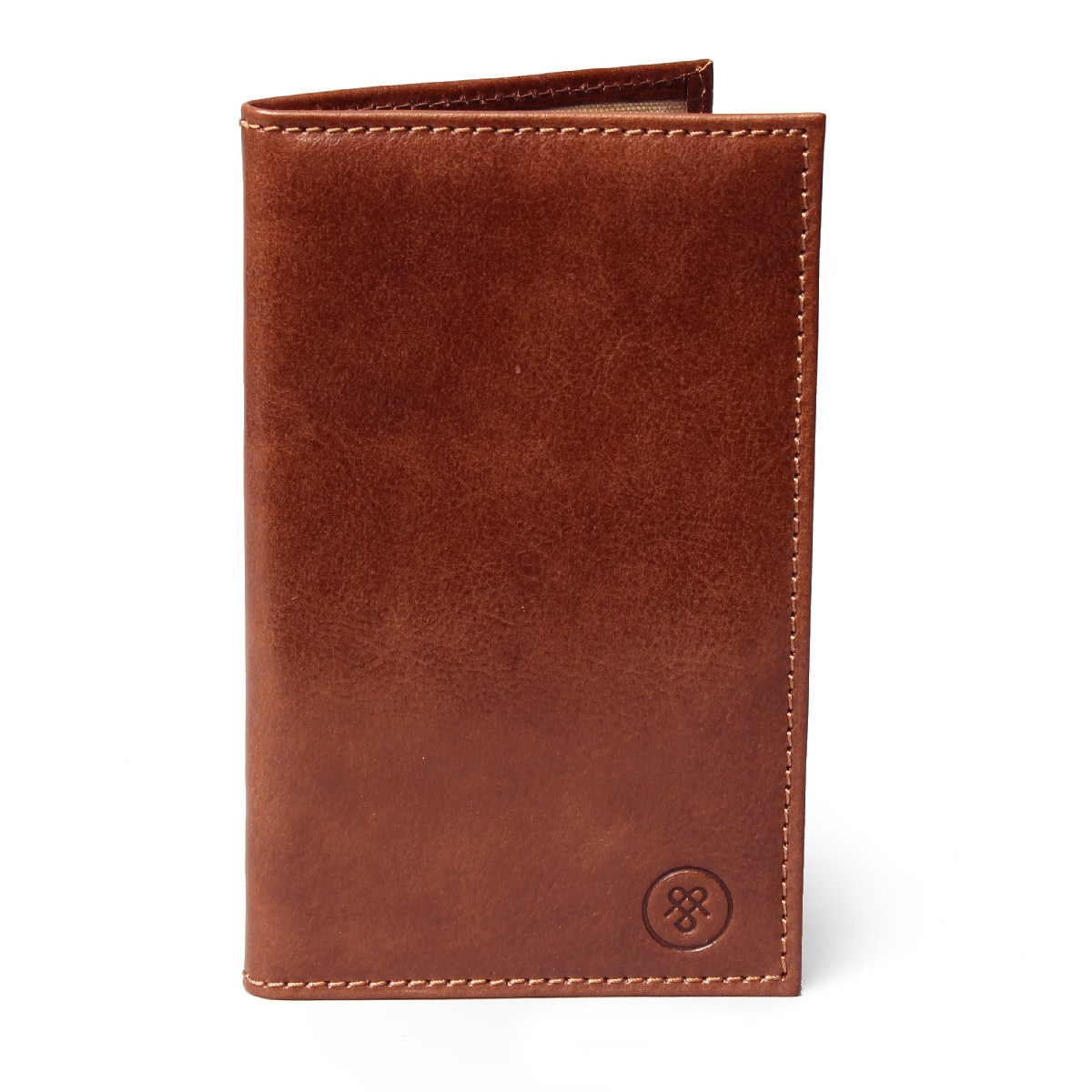 Personalised Leather Golf Scorecard Holder