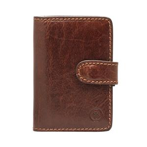 Personalised Leather Pocket Diary