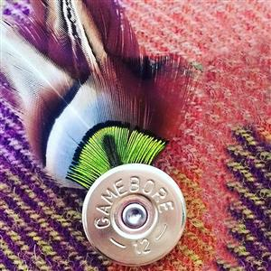 Mollie Pheasant Feather Pin | Feather Gifts | MyGiftGenie