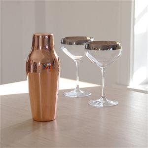 Copper Cocktail Shaker | Gifts for Him | MyGiftGenie