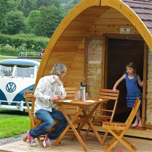 Two Night Glamping Break for 2