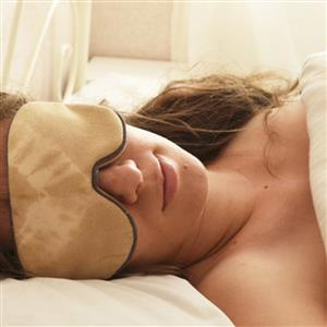 Bamboo Silk Eye Mask | 12th Anniversary Gift | MyGiftGenie