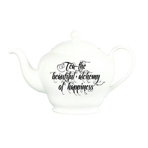Bone China Alchemy Teapot