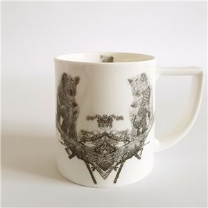 The Orphans (Brown Bears) Mug