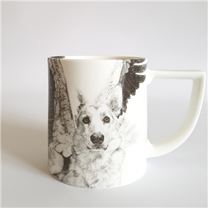 Sweet Bone China Mug