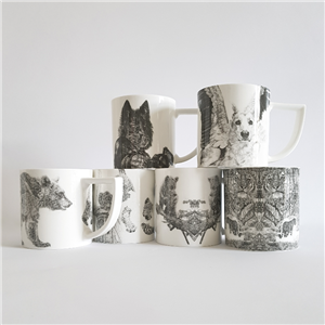 Bone China Gift Mug Set | 20th wedding anniversary | MyGiftGenie
