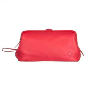Red Arrows Wash Bag | Leather Gifts | MyGiftGenie