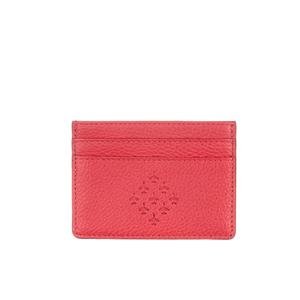 Red Arrows Leather Cardholder| Leather Gifts | MyGiftGenie