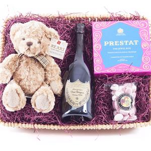 Just Because Hamper Deluxe | Luxury Hamper | MyGiftGenie
