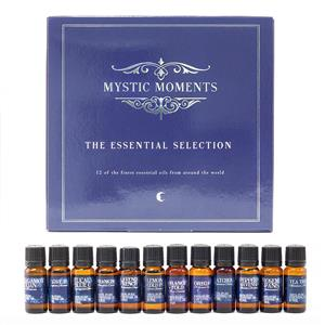 The Essential Oils Selection Gift Box | Gifts for Her | MyGiftGenie