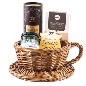 Hot Chocolate Luxury Hamper | Luxury Hampers | MyGiftGenie