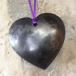 Iron Heart Wall Plaque | Iron Gifts | MyGiftGenie