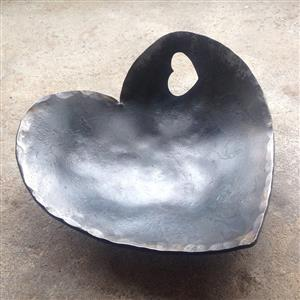 Iron Heart Dish | Iron Gifts | MyGiftGenie