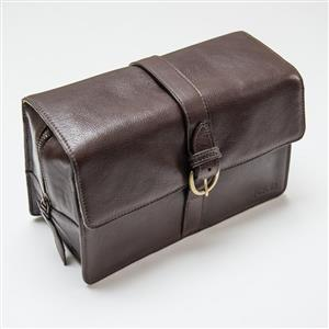 Leather Washbag | Gifts for Men | MyGiftGenie