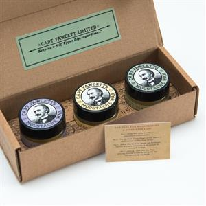 Moustache Wax Cornucopia | Gifts for Men | MyGiftGenie