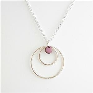 Orbit Circle Necklace | Gifts for Her | MyGiftGenie
