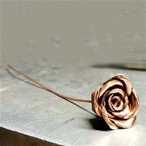 Pure Copper Rose | 7th anniversary | MyGiftGenie