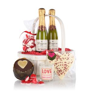 Love You Hamper | Anniversary Gifts | MyGiftGenie