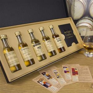 Single Malt Whisky Set | Whisky Gifts | MyGiftGenie