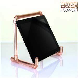 Handmade Copper Recipe Book & Ipad Stand | 7th copper anniversary | MyGiftGenie