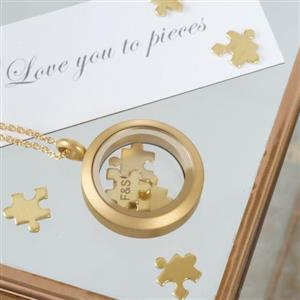 I Love You To Pieces' Necklace