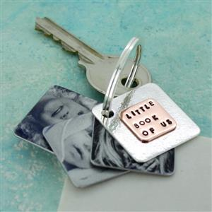 Photo Book Keyring | Personalised Gifts | MyGiftGenie