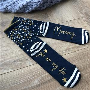 Personalised You're a Star Socks | Mothers Day | MyGiftGenie