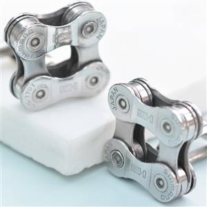 Shimano Bicycle Chain Cufflinks | Cycling Gifts | MyGiftGenie