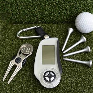 Personalised Golf Scorer Gift Set