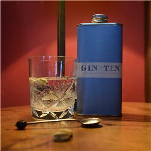Gin for Him - Lemon Peel, Coriander & Cardamom | MyGiftGenie